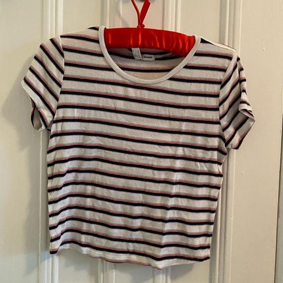 T shirt rayé